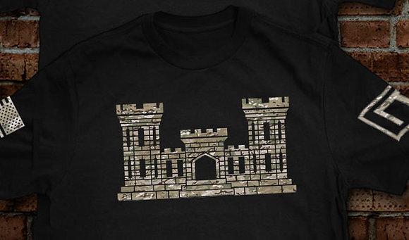 Camo Print Castle (Large)