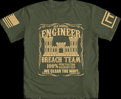 Engineer Breach Team (TAN PRINT)