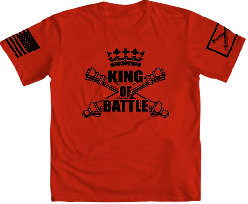 KING OF BATTLE