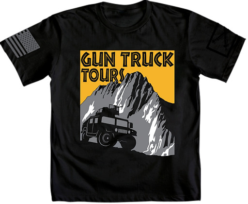 Humvee Gun Truck Tours