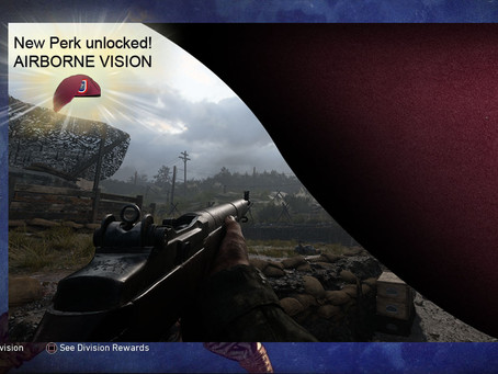 Call of Duty 2020: New Airborne Vision Perk photos leaked