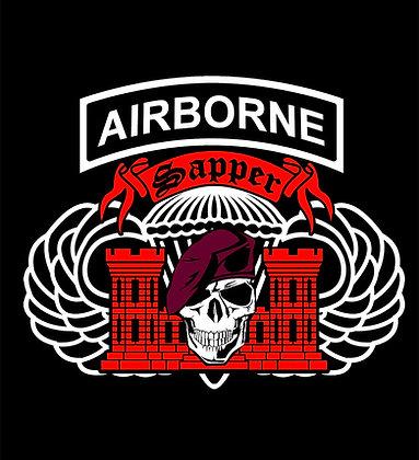 Airborne Sapper w/ Skull