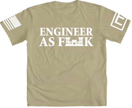 Engineer as FK w/Song (Extra Large)