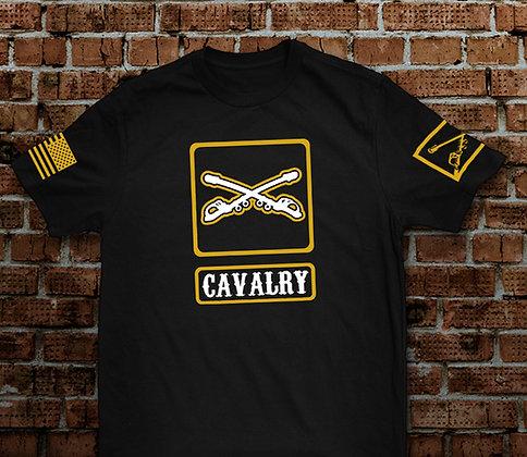 CAVALRY (ARMY LOGO)