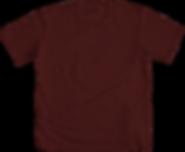 T-Shirt Burgundy.png