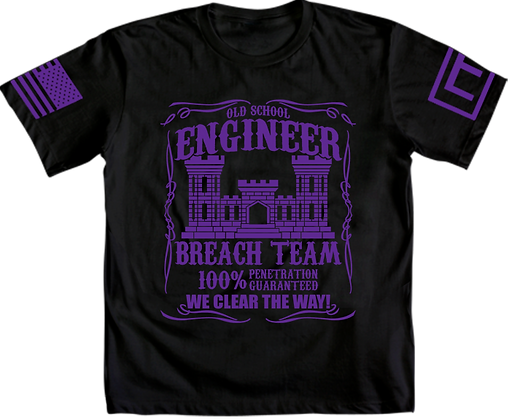 Engineer Breach Team (PURPLE PRINT)
