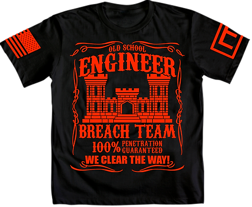 ENGINEER BREACH TEAM