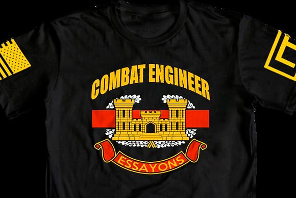 Engineer Badge Essayons
