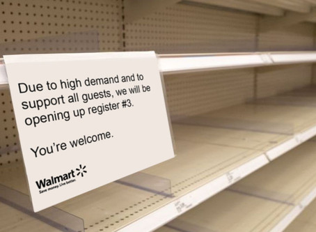 WALMART IMPLEMENTS NEW NATIONWIDE POLICY