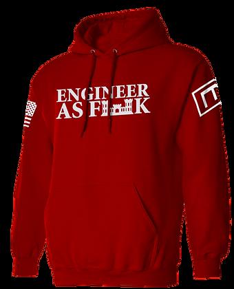 ENGINEER AS FK (RED HOODIE)
