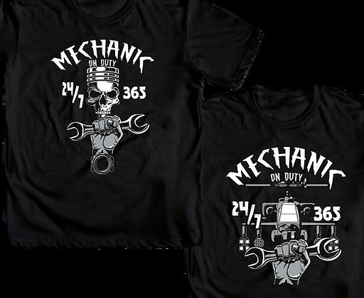 Mechanic 24/7 365
