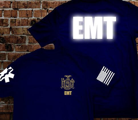 CUSTOM EMT SHIRT