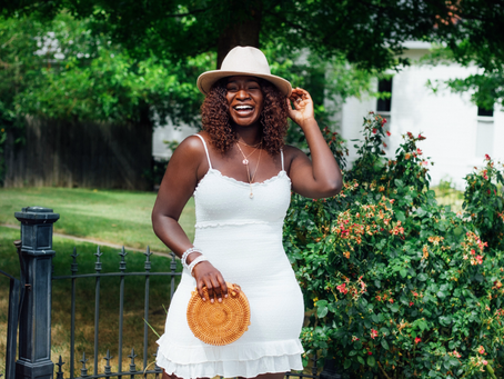 The Perfect Summer to Fall Transition Outfit