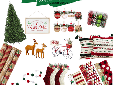 Christmas Decor Guide: Classic Christmas