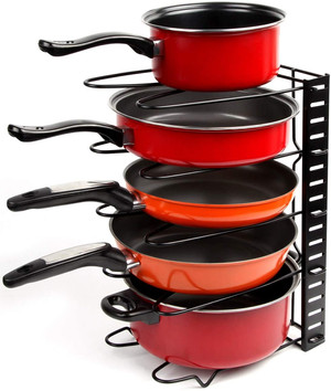 Adjustable Pot Organizer