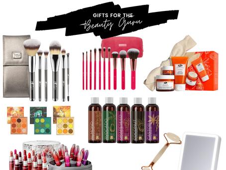 Gifts for the Beauty Guru