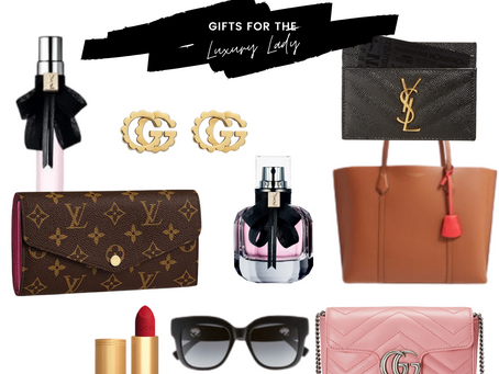 Gifts for the Luxury Lady