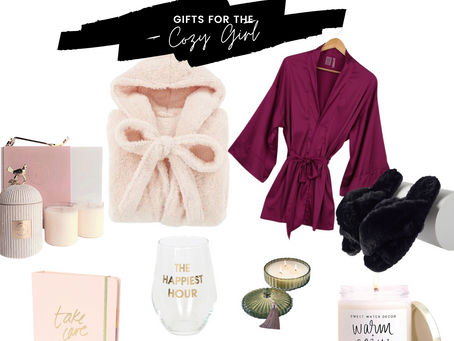 Gifts for the Cozy Girl