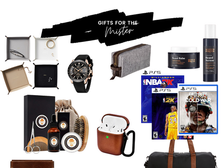 Gifts for your Mister