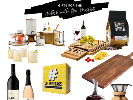 Gifts for the Hostess with the Mostest