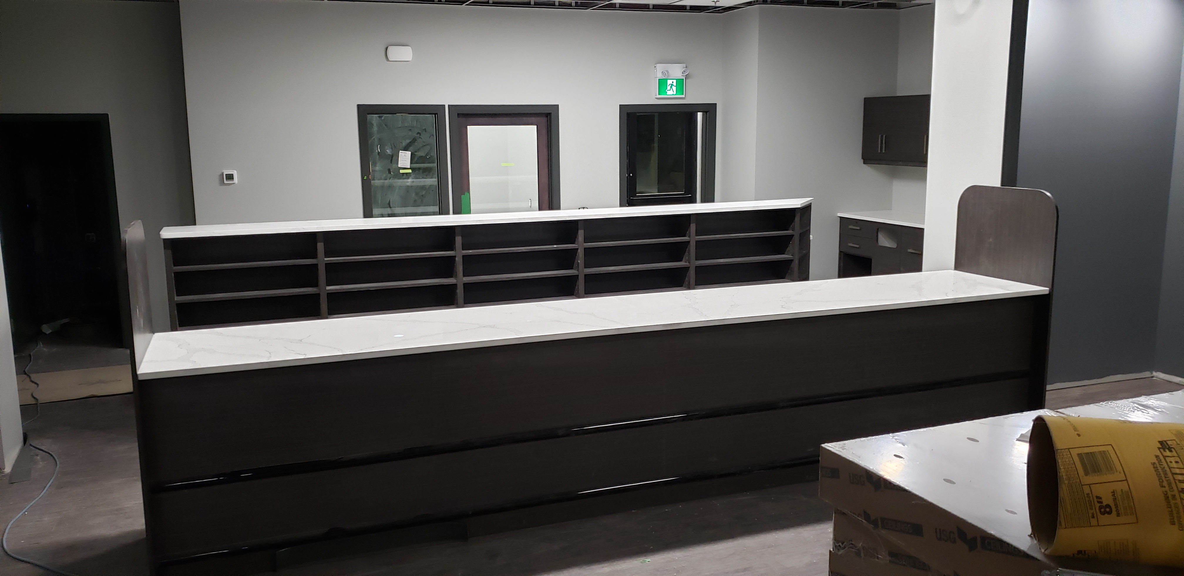 Clinic Desk 1