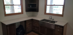 Peffenroth with farmhouse sink 1