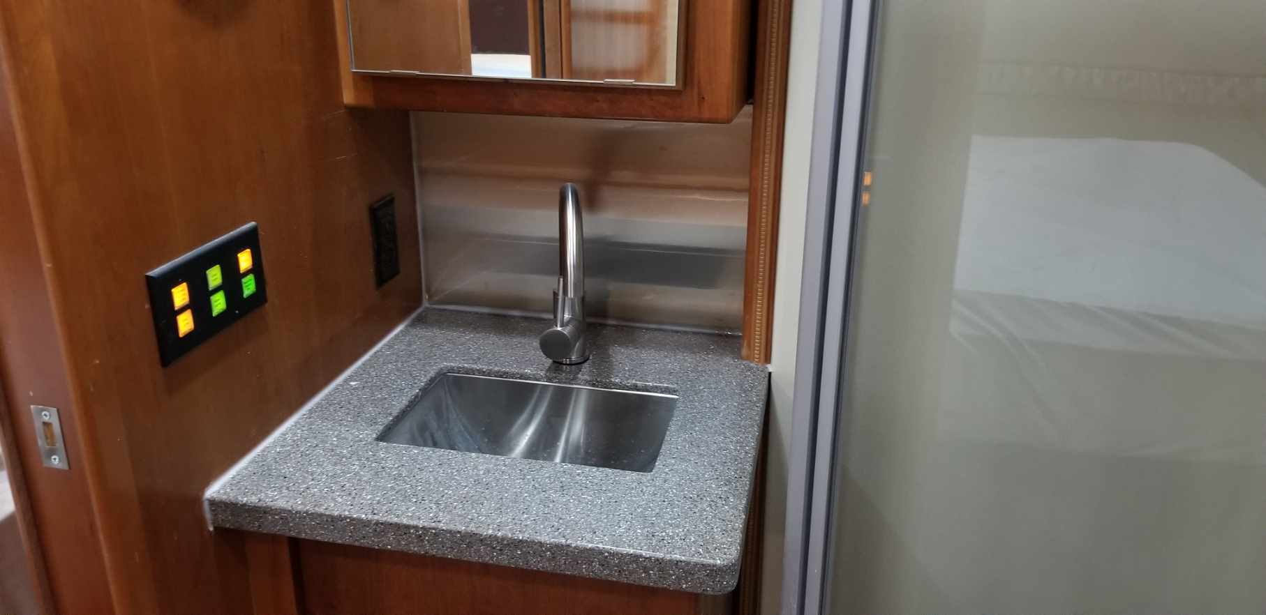 Sylvan Lake RV Sink 2