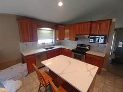Royal  9090 Kitchen island 2