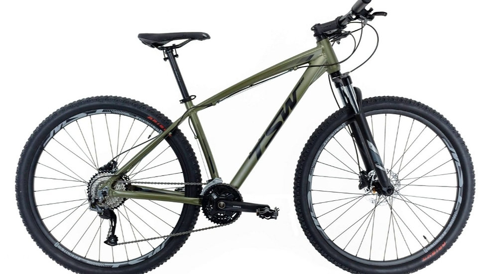 "Bike 29"" TSW Hunch Plus 27v"