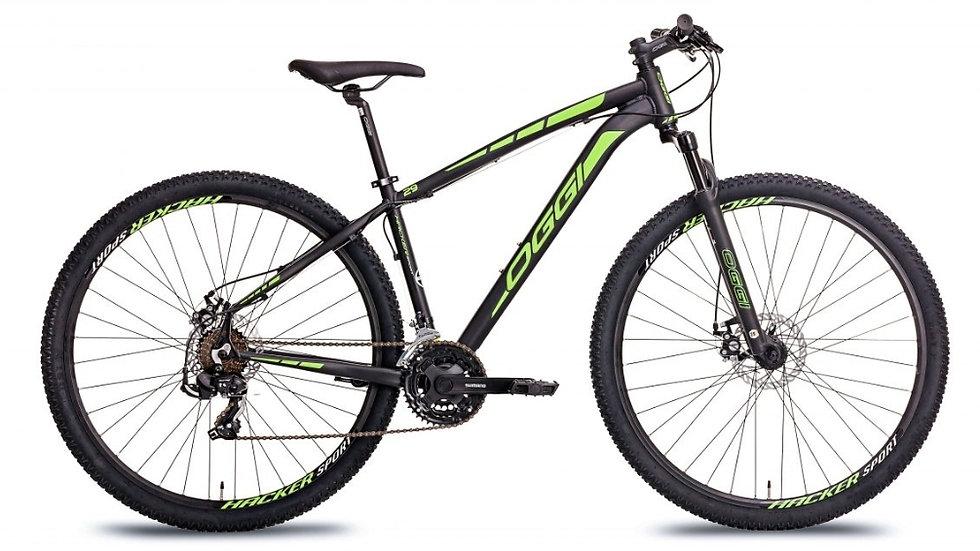 """Bike 29""""OGGI Hacker 21v 2020"""