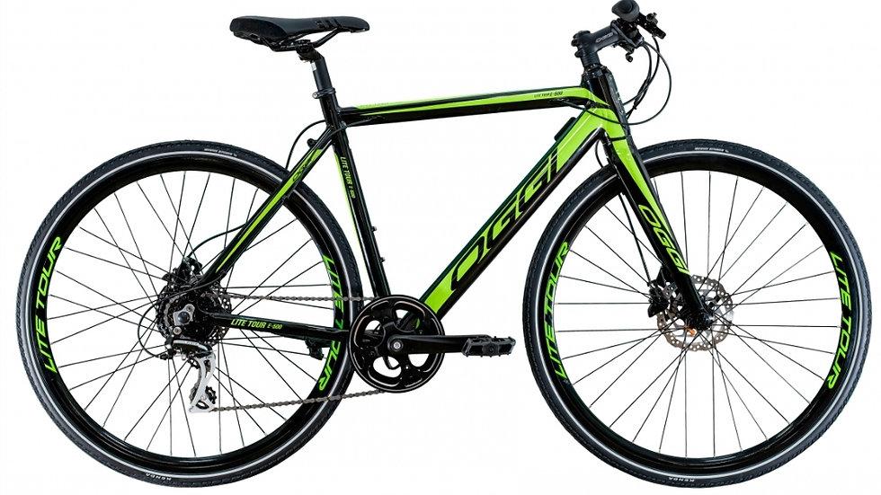 Bike Elétrica OGGI Lite tour E-500