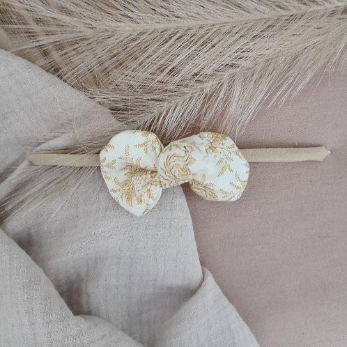 Grandma Floral Bow