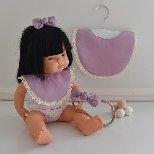 Lilac Me & My Dolly Matching Set
