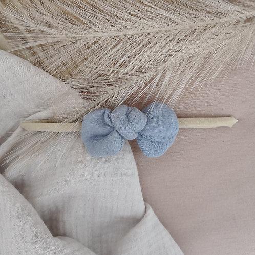 Powder Blue Bow