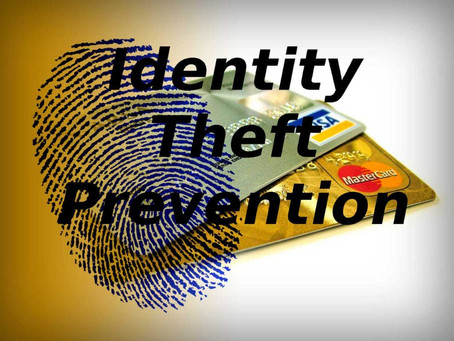 Identity Theft Protection: What You Need To Know