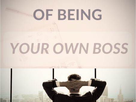 The Pros and Cons of Being Your Own Boss