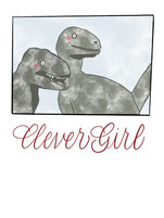 Clever girl.