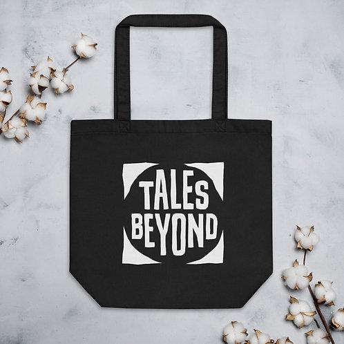 Tales Beyond White Logo Eco Tote Bag