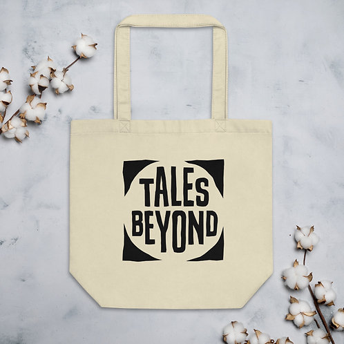 Tales Beyond Black Logo Eco Tote Bag