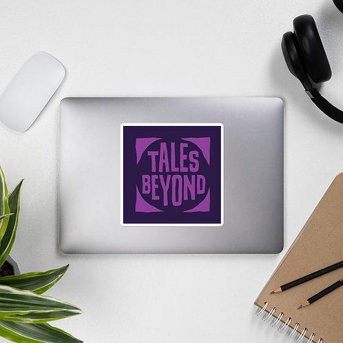 Tales Beyond Bold Logo Sticker