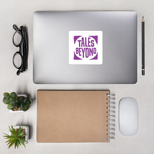 Tales Beyond Basic Logo Sticker