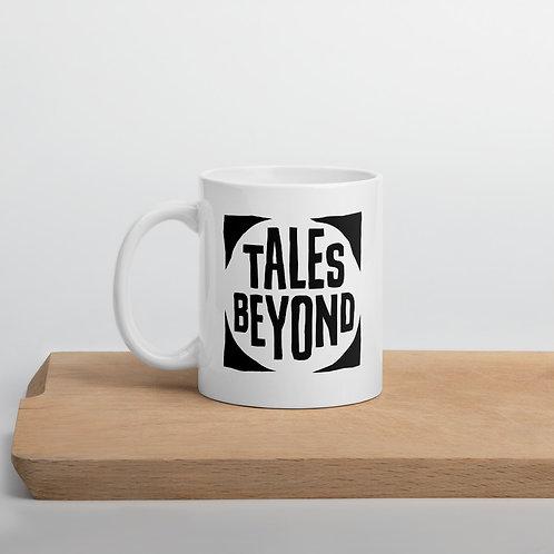 Tale Beyond Black Logo Mug