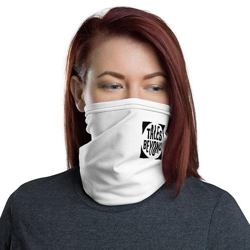 Tales Beyond Black Logo Neck Gaiter/Face Mask