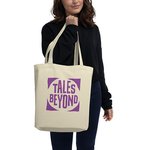 Tales Beyond Deluxe Print Basic Logo Eco Tote Bag