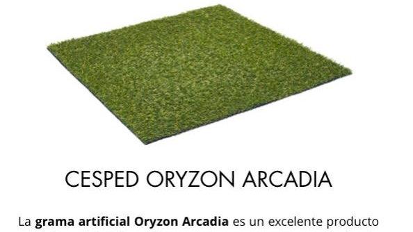 Cesped Oryzon Arcadia