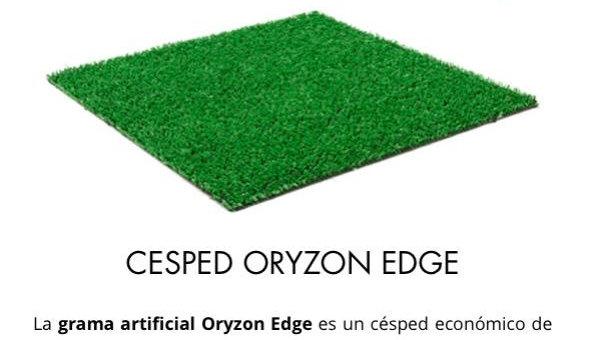 Cesped Oryzon Edge