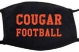 Black Mask Cougar Football
