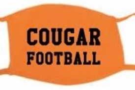 Orange Mask Cougar Football