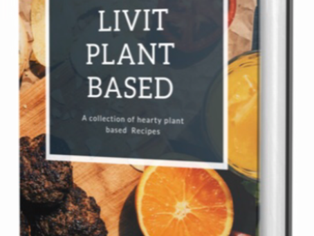 Life & Stylez LIVIT PLANT-BASED a collection of hearty plant-based recipes