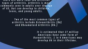 Arthritis Awareness Month!